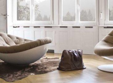 Chiếc ghế daybed Odu Rocker linh hoạt và quyến rũ