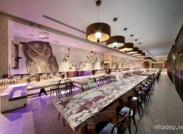 Khu trung tâm ăn uống (Food court) hiện đại ở Melbourne