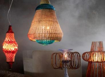 Sự đa dạng của bộ sưu tập đèn Fusion