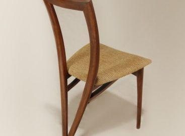 Chiếc ghế đầy sáng tạo do Reed Hansuld thiết kế
