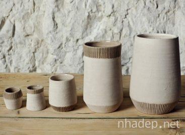 Sự đơn giản mà tinh tế của sản phẩm tái chế từ bụi cẩm thạch