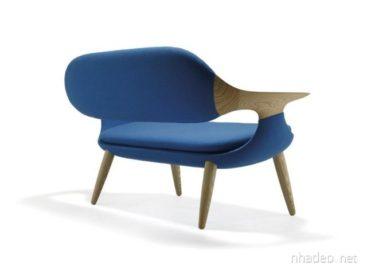 Sang trọng và nổi bật với chiếc ghế sofa IS của hãng Inoda+Sveje Design