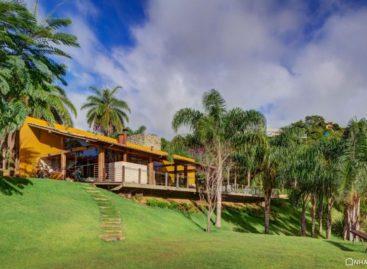 Vẻ đẹp thanh bình của ngôi nhà ở Brazil