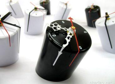 5 mẫu thiết kế đồng hồ sáng tạo
