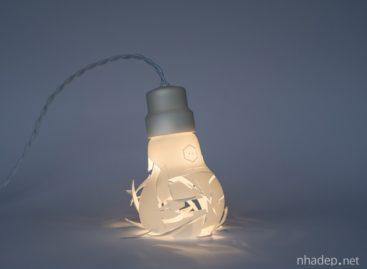 Bộ sưu tập bóng đèn Breaking – sự đột phá trong thiết kế