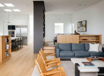 Ngôi nhà Madrona thiết kế bởi công ty kiến trúc CCS, San Francisco