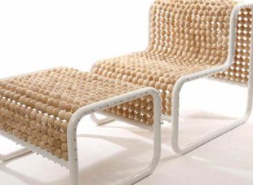 Thư giãn với chiếc ghế Skid Row