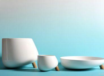Bộ sưu tập chén dĩa gốm sứ đơn giản mà xinh xắn của Alessandro Zambelli