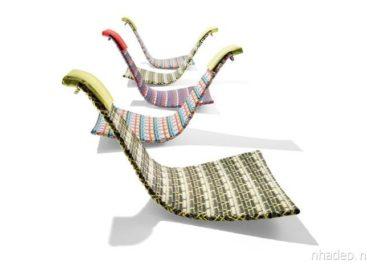 Độc đáo với chiếc ghế không chân FEDRO