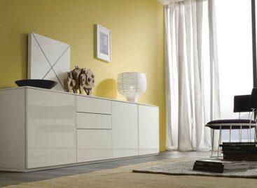Thiết kế tủ búp-phê cho không gian hiện đại
