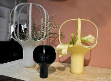 Thỏa sức sáng tạo với các mẫu bình hoa trong bộ sưu tập Heirloom
