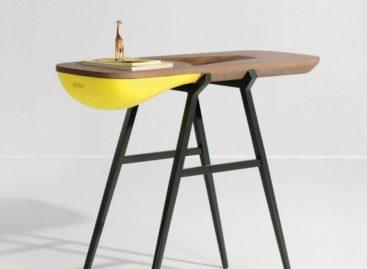 Sự mới mẻ và hiện đại trong thiết kế bàn Balka của công ty Gregoire de Lafforest