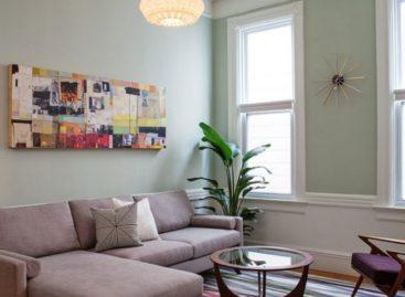Thiết kế căn hộ Capp Street theo phong cách cổ điển