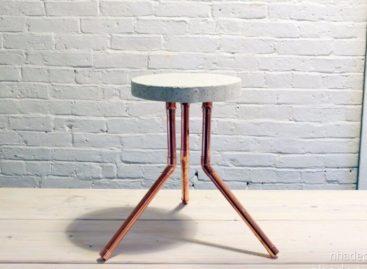 Ghế đẩu DIY cho không gian nội thất