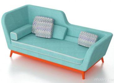 Thiết kế giường sofa độc đáo của công ty Milano Bedding