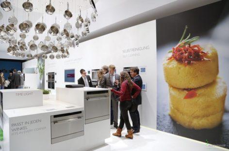 """Living Kitchen 2015 – Sự kiện """"nhà bếp quốc tế"""""""