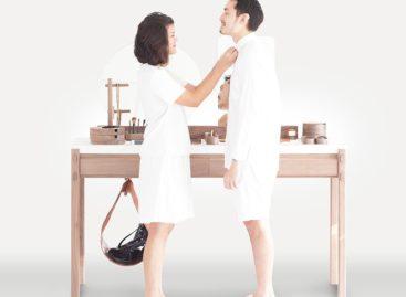 Bàn trang điểm His & Her dành cho các cặp đôi bận rộn