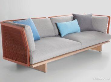 Bộ sưu tập bàn ghế ngoại thất của nhà thiết kế Patricia Urqiuiola