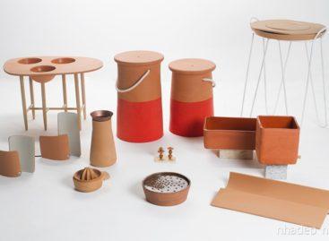 Bộ sưu tập vật dụng hằng ngày bằng gốm của nhóm thiết kế FID (Phần 1)