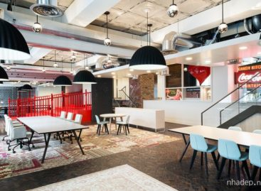 Văn phòng trụ sở chính của Coca Cola tại London, Vương quốc Anh