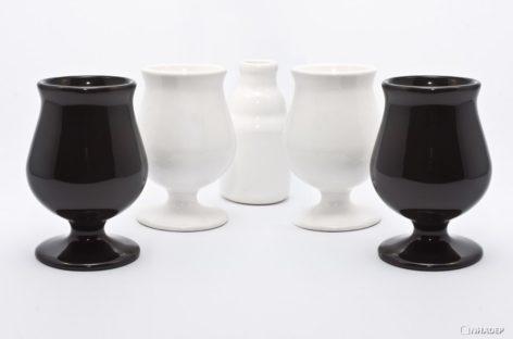 Thưởng thức cà phê với bộ tách sang trọng Belga của Marcial Ahsayane và Miriam Liebana