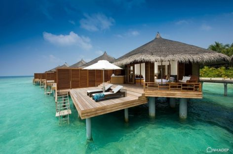 Kuramathi Resort – Thiên đường nhiệt đới bên bờ Ấn Độ Dương