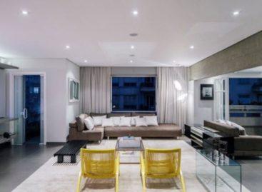 Không gian hiện đại của căn hộ Maranhao