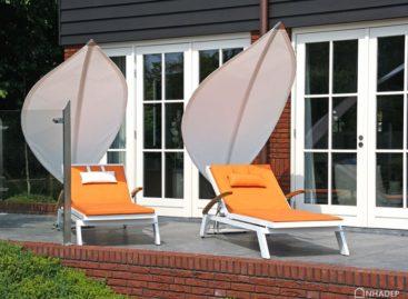 Tránh nắng với những thiết kế dù độc đáo trong mùa hè (phần 1)