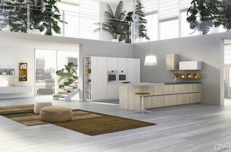 Các mẫu thiết kế nhà bếp mang phong cách hiện đại của Grafica Series