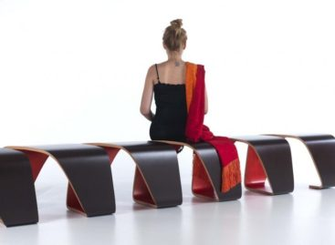 DNA – băng ghế xoắn quyến rũ