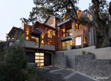 Hillside House – Biệt thự xanh trên sườn đồi