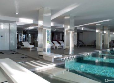 Tham quan khách sạn năm sao La Réserve tại Pháp