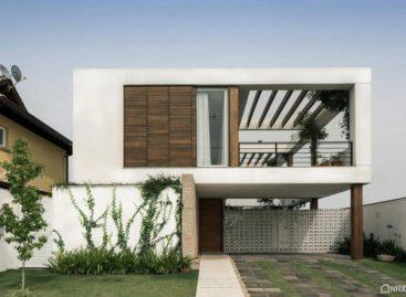 Ngôi nhà có thiết kế thông thoáng tại Rio Grande do Sul