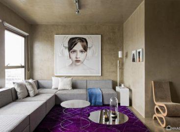 Vẻ đẹp hiện đại của căn hộ Vila Leopoldina Loft