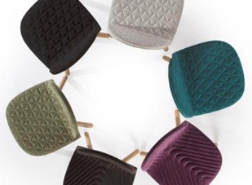 Ghế bọc nệm của nhà thiết kế WertelOberfeel