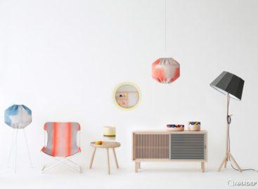 Bộ sưu tập đồ nội thất dựa trên cảm hứng du mục của Colonel ở Maison & Objet