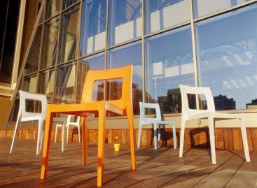 [Sản phẩm nhập khẩu] Ghế Lucca của Siesta exclusive