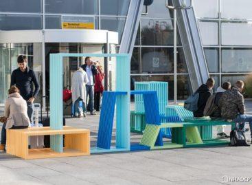 Sản phẩm ngoại thất đường phố Intersections được thiết kế bởi Izabela Bołoz