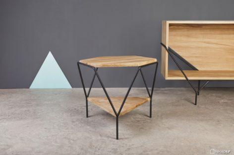 Bộ sản phẩm nội thất được thiết kế bởi Jordi Lopez Aguilo và Nicolas Perot