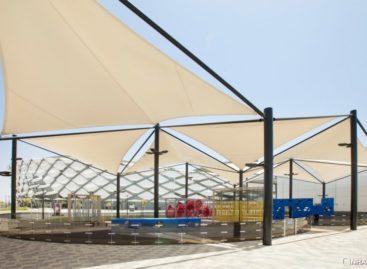 Dự án khu vui chơi Playground tại thủ đô Abu Dhabi, UAE