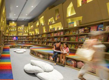 Thư giãn trong không gian của tri thức tại nhà sách Saraiva, Brazil (Phần 2)