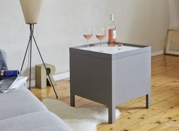 Thiết kế độc đáo của chiếc bàn Schiebepuzzle