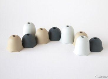 Vẻ đẹp tinh tế của bình hoa được thiết kế bởi công ty Oato