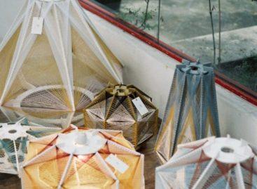 Ngắm nhìn vẻ đẹp tinh tế của đèn Sputnik