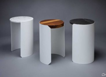 Thiết kế độc đáo của chiếc bàn In-Quarto