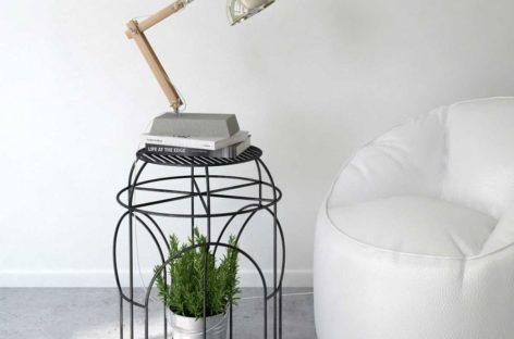 Thiết kế đẹp mắt của chiếc bàn cà phê Rotonda