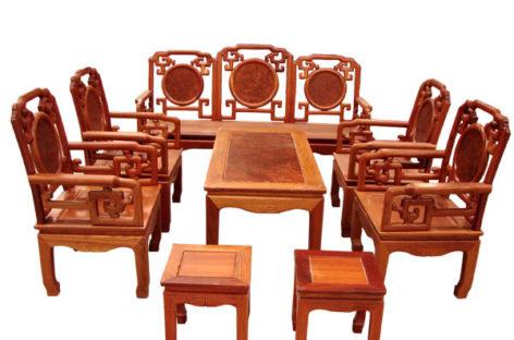 Đồ gỗ nội thất: Chiếm lĩnh thị trường nội địa