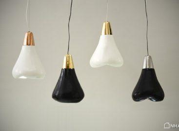 Chiếc đèn treo tinh tế Terracotta thiết kế bởi Abel Carcamo