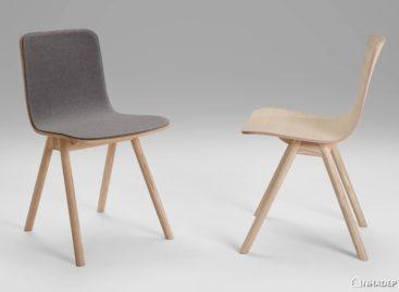 Mẫu ghế Kali đơn giản của nhà thiết kế Jasper Morrison