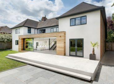 Vẻ đẹp bình dị của biệt thự Kilham, Anh Quốc